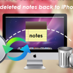 Use iFonebox To Transfer Deleted Notes To iPhone/iPad Directly