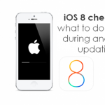 Remember To Backup iPhone or iPad Before Update To iOS 8.0.2