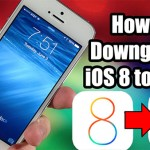 A Method To Downgrade From iOS 8 To iOS 7 On iPhone