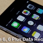 A Quick Way To Recover iPhone 6 Plus/6 Erased Data