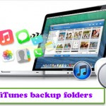 How To Find iTunes Backup Folders For iPhone Or iPad ?