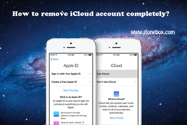 how-to-remove-icloud-account