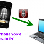 How Do You Put Voice Memos From iPhone To Computer?