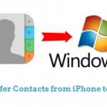 How To Transfer Contacts From iPhone To Computer?