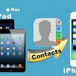 How To Sync Contacts From My iPhone To iPad Air 2?