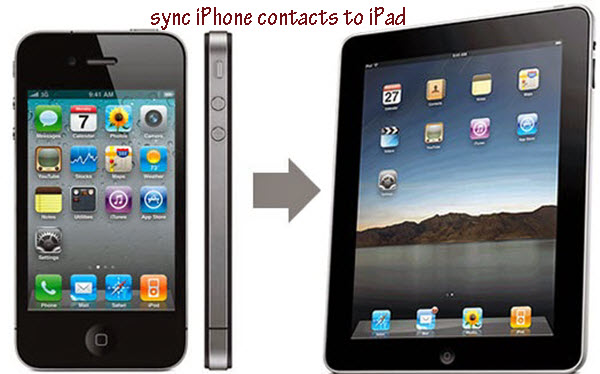 transfer-contacts-from-iphone-to-ipad