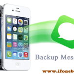How To Backup iPhone SMS Text Messages?