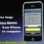 How To Extract Large Voice Memos From iPhone 4S?