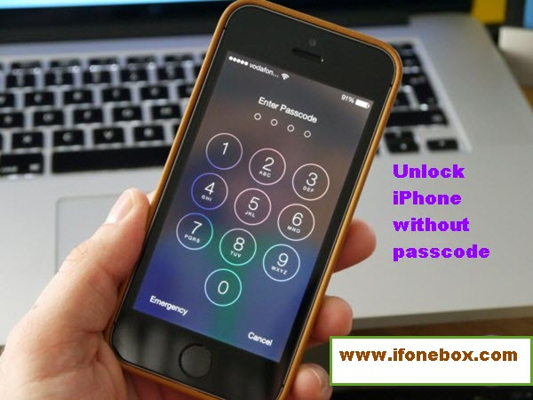 unlock-iPhone-passcode