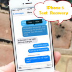 How Do I Recover Deleted iMessages From iPhone 5S?