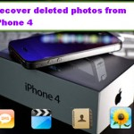 Can I Recover Deleted Photos From My iPhone 4?