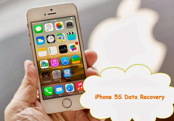 recover iPhone 5s data