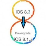 It Is Impossible To Downgrade From iOS 8.2 To iOS 8.1.3
