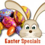 Happy Easter Day And Come For Easter Special Offers!