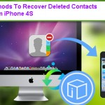 Methods To Recover Deleted Contacts From iPhone 4S