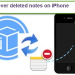 Recover Deleted Notes On iPhone 5S