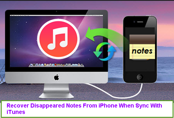 recover-disappeared-notes-from-backup-to-iphone