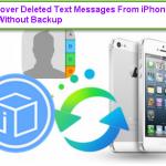 Recover Deleted Text Messages From iPhone 5S Without Backup