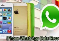 iphone whatsapp data recovery