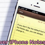 Is There A Way To Retrieve Notes Accidentally Deleted On iPhone 5s?