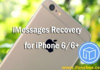 retrieve deleted imessages on iPhone 6