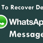 Methods To Recover Deleted WhatsApp Messages From iPhone 6s