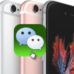 How To Print WeChat Messages From iPhone 6s?