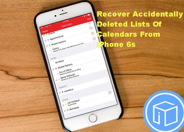 recover-accidentally-deleted-lists-of-calenars