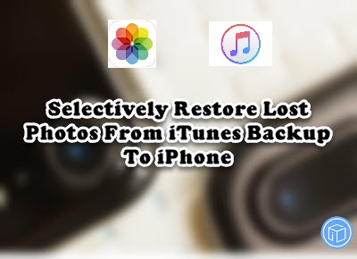 recover lost photos only