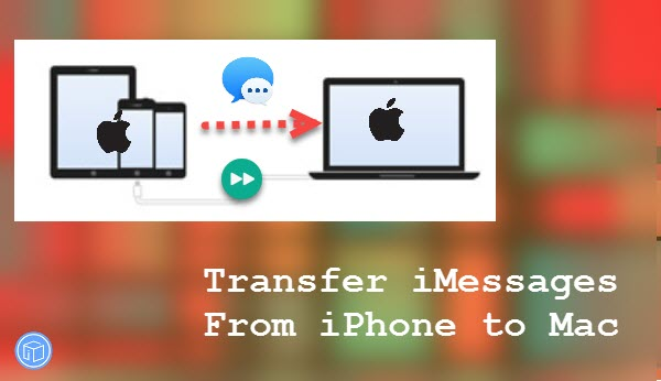 Transfer iMessages From iPhone to Mac