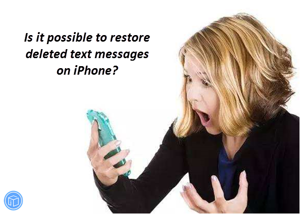 retrieve missing text messages on iphone