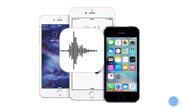 get back lost voice memos after install ios 10.3
