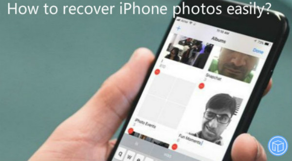 restore iphone pictures efficiently