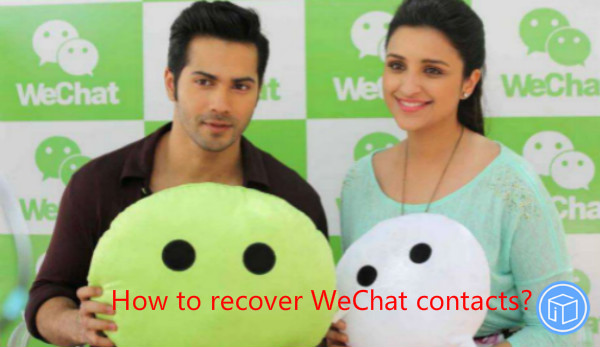 how to add contact wechat