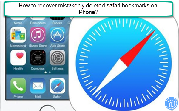 how to delete bookmarks on safari iphone