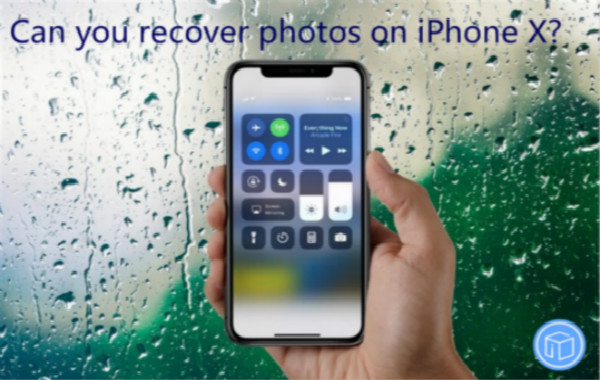 restore pictures on iphone x
