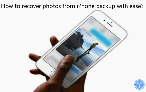 restore pictures from backup easily
