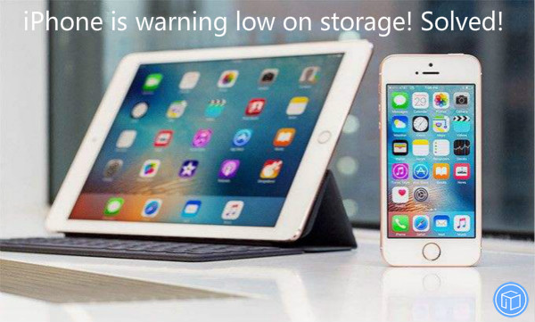 free up iphone storage space