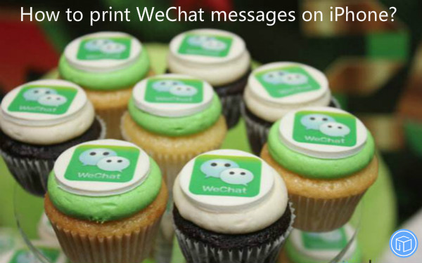 export wechat conversations on iphone