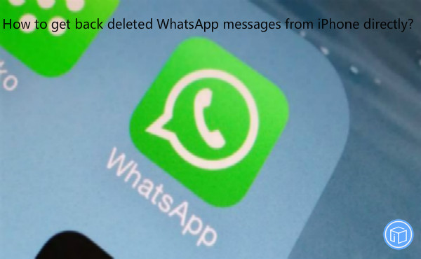 recover lost whatsapp documents without backup