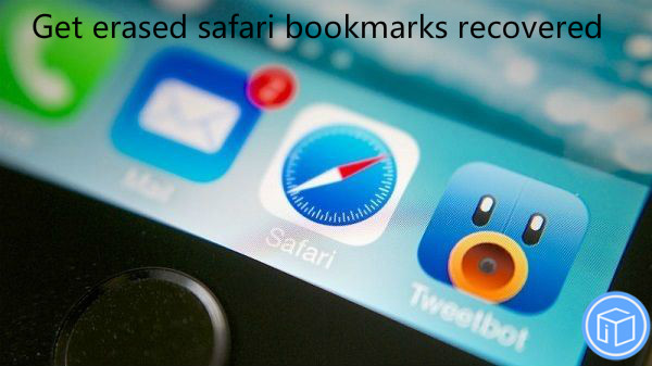 get lost safari bookmarks back