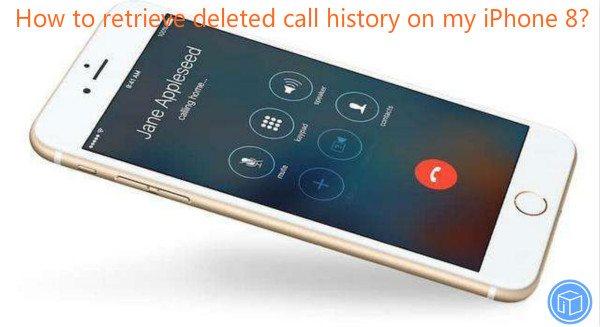 get missing iphone call logs back