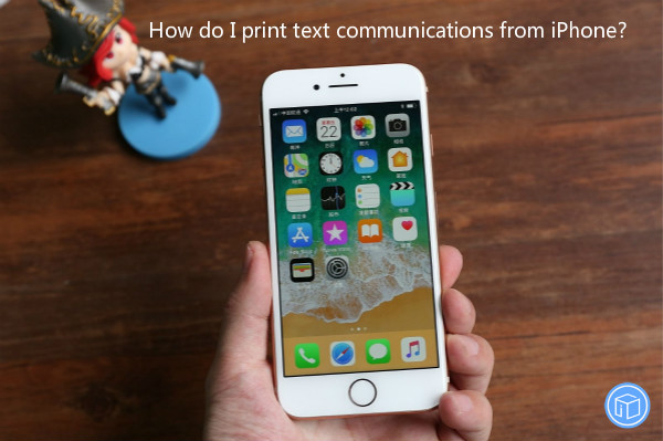 export text messages from iphone to computer