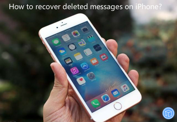 restore erased texts from iphone