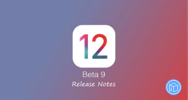 get help with ios 12 beta 9
