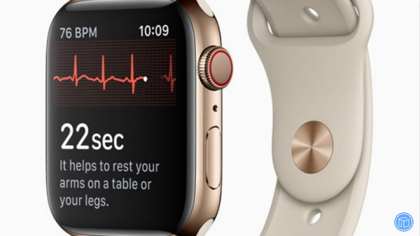 apple highlights positive comments of apple watch series 4
