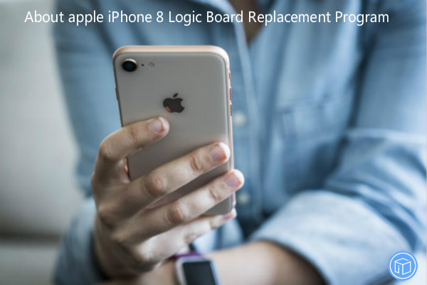 apple begins logic board replacements for iphone 8