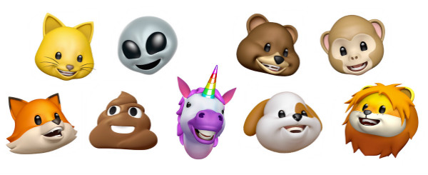apple releases over 70 emoji to iphone with ios 12.1