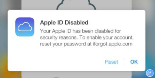 hot issues and solutions about apple id being locked