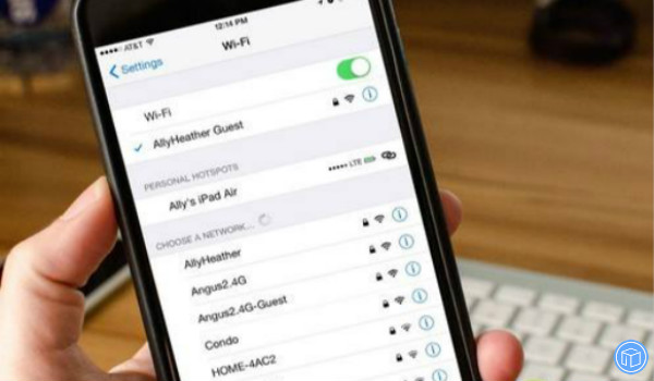 prevent your iphone from repeatedly dropping wi-fi network